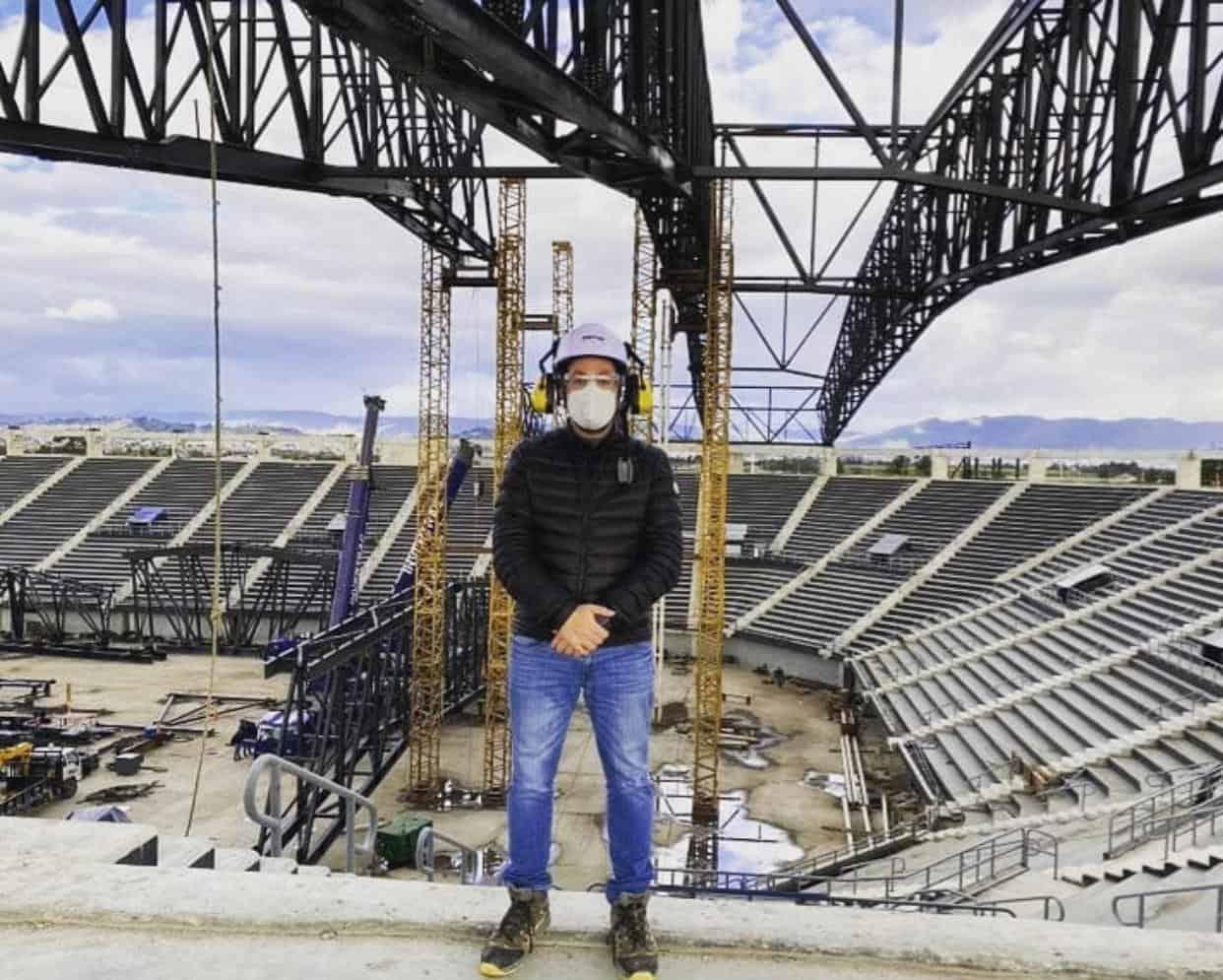 Arena Bogota Arena Bogota Arena Bogota aire acondicionado diseño