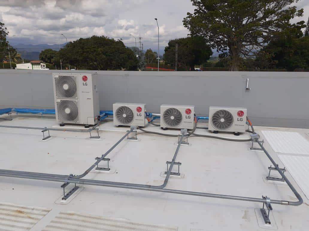 CEDI ARA sistema de aire acondicionado supermercados