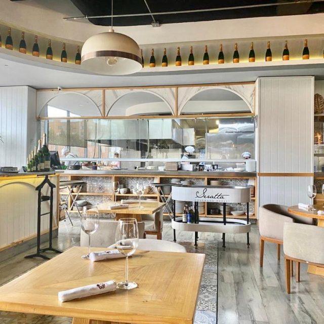 Seratta diseño de extraccion y ventilacion de restaurantes