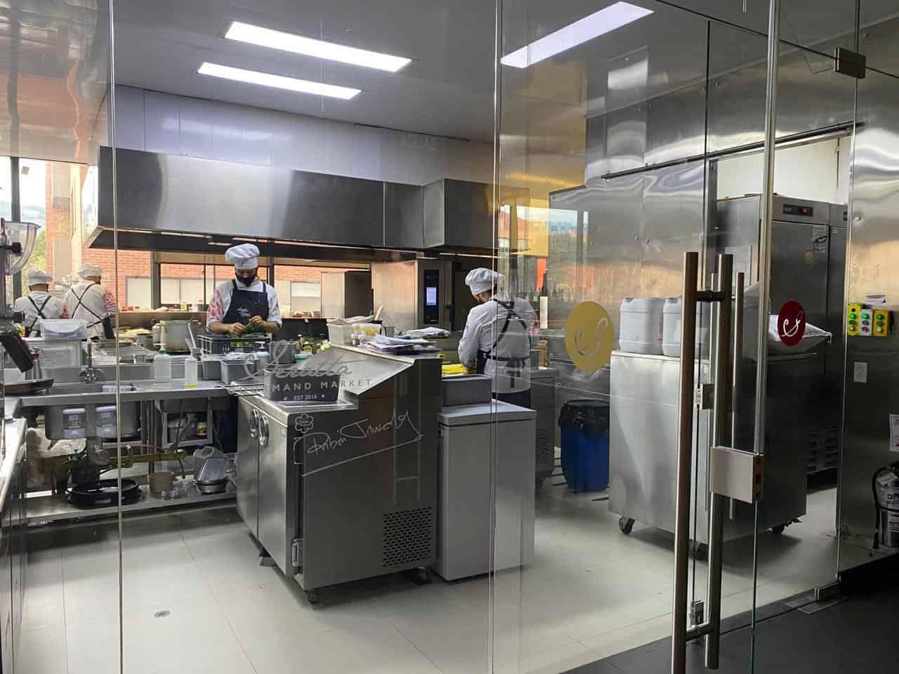 Seratta instalacion de extraccion de restaurantes