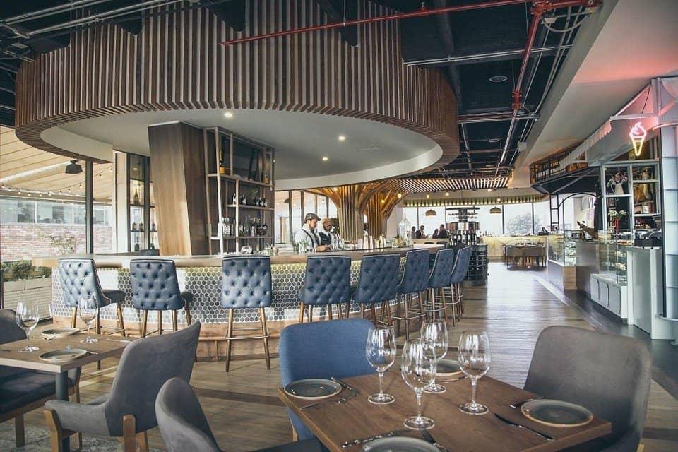 Seratta aire acondicionado de restaurantes