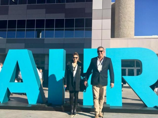 AHR Expo y Congreso en Las Vegas