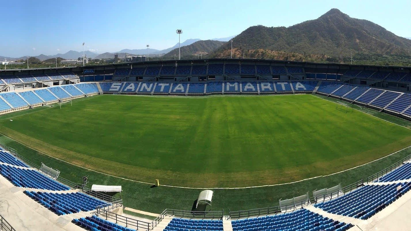 Estadio Sierra Nevada compañia de aire acondicionado