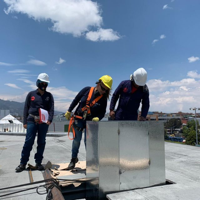 extraccion hvac
