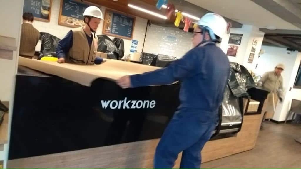Workzone extraccion y ducteria