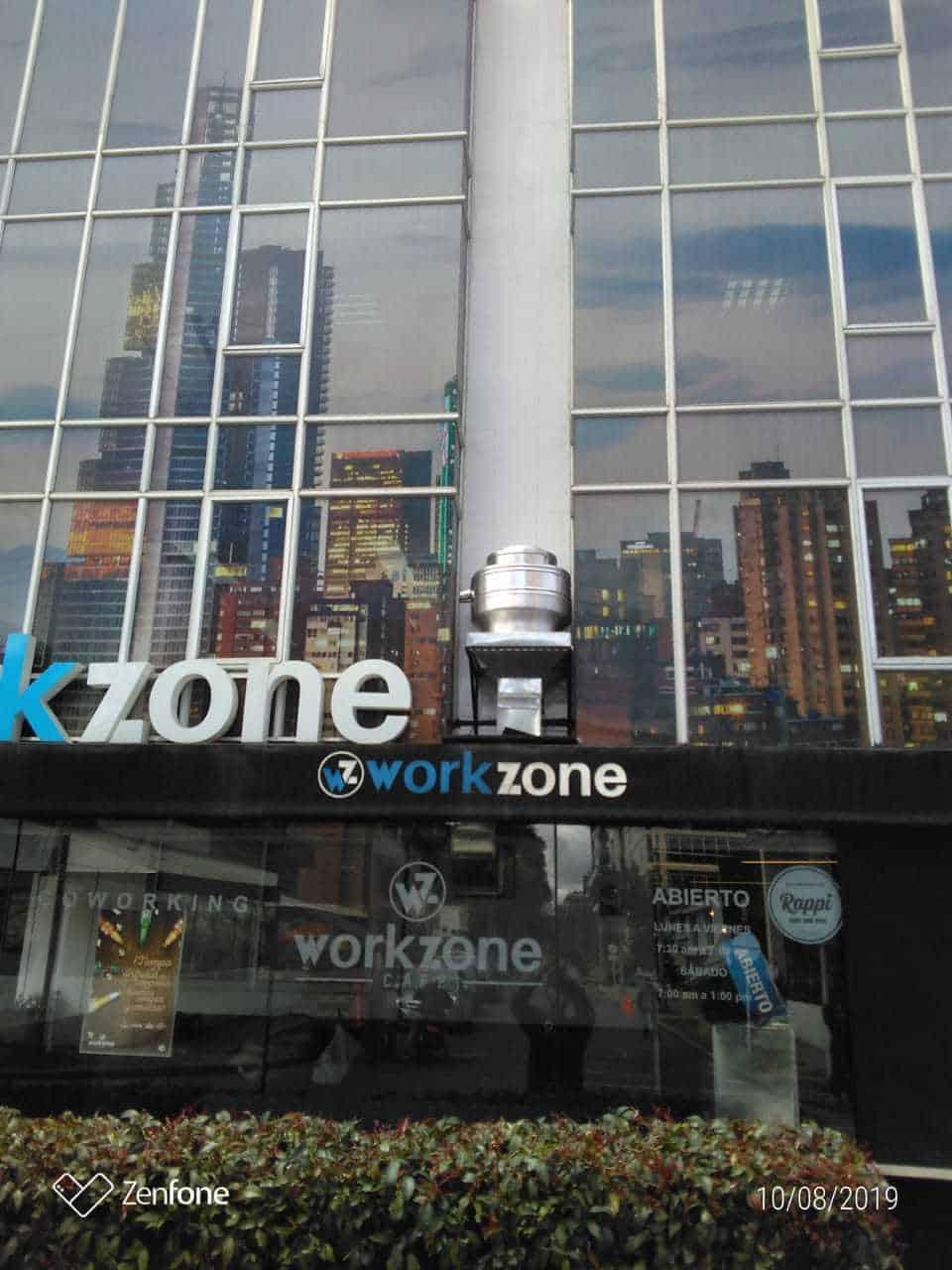 workzone refriplast