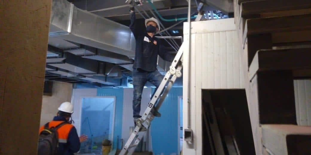 Leonor Espinoza fabricamos e instalamos un cuarto frío de refrigeración