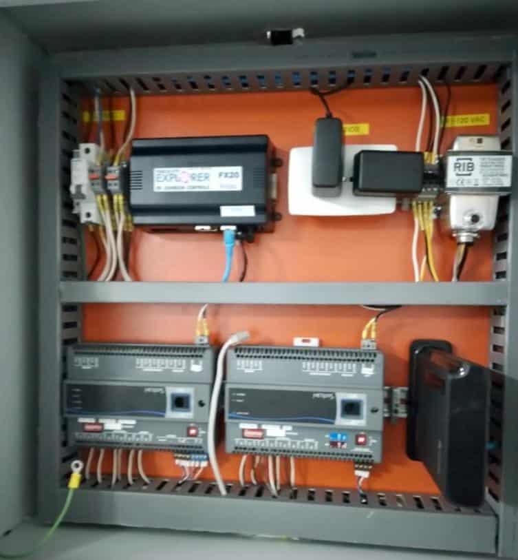 monitoreo de equipos de refrigeracion refriplast
